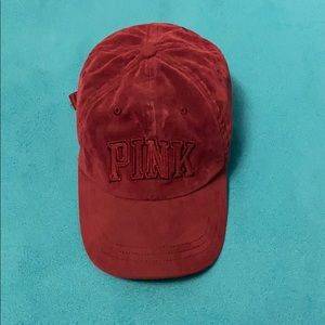 Red Velvet Ball Cap